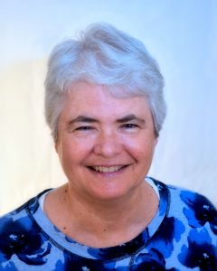 Maureen McHugh Portrait